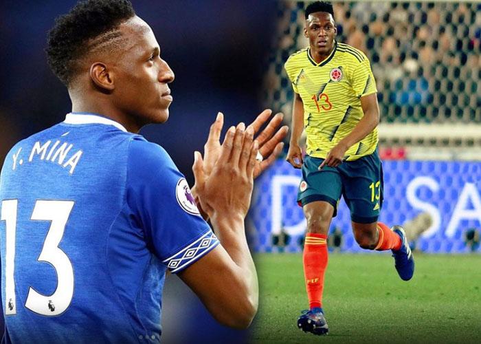 La lesión que podría sacar del fútbol a Yerry Mina