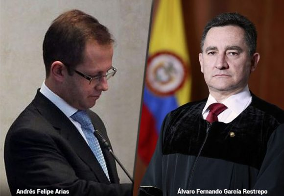 Andrés Felipe Arias, a un paso de estar en una cárcel en Colombia
