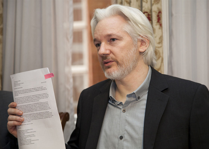 Julián Assange y WikiLeaks, una amenaza para Estados Unidos