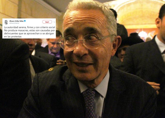 ¿Álvaro Uribe Vélez, apologista de masacres?