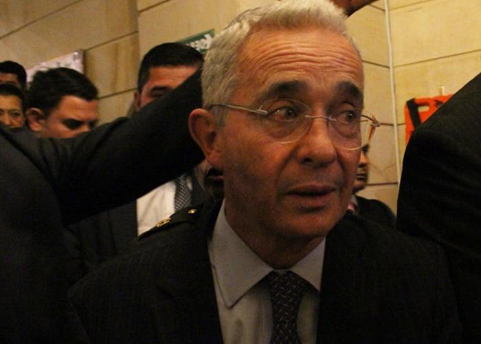 De la competencia de la juez de garantías y la audiencia innominada de la defensa de Uribe