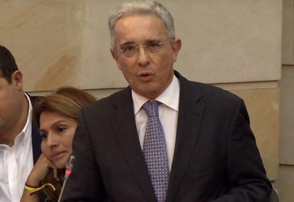 Álvaro Uribe, el cínico mayor