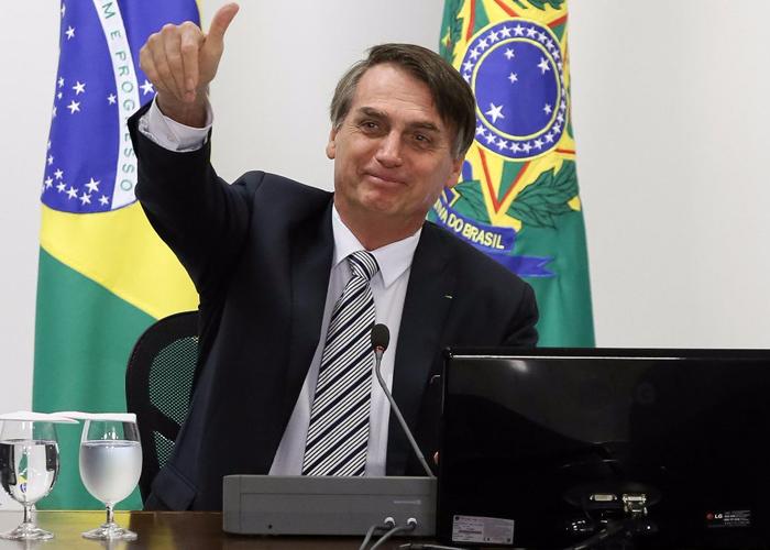 El Brasil de Bolsonaro