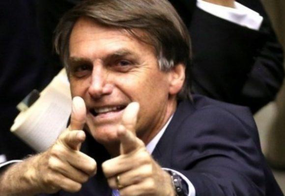 Pelando el cobre. Bolsonaro: el Trump tropical