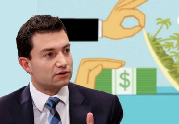 $1.8 billones de la corrupción se encuentran en paraísos fiscales