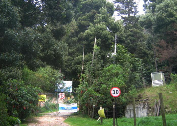 Frenado polémico proyecto en los Cerros Orientales