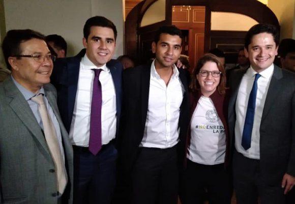 Los cinco congresistas que salvaron a la JEP de las objeciones de Duque
