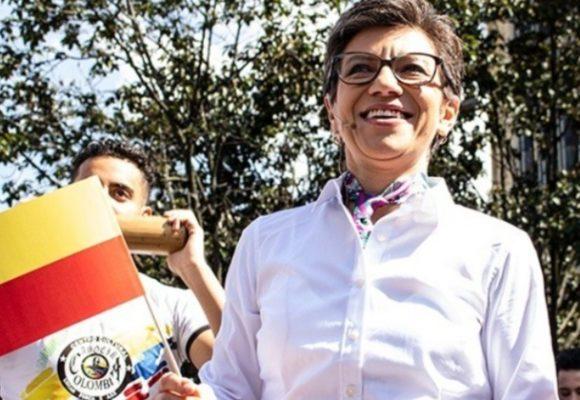 Claudia López, la gritona