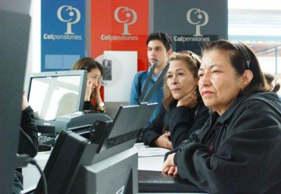 ¿Hay o no hay una bomba pensional en Colombia?