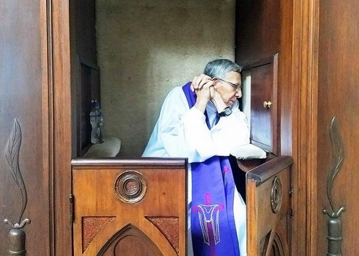 La cámara secreta del pecado