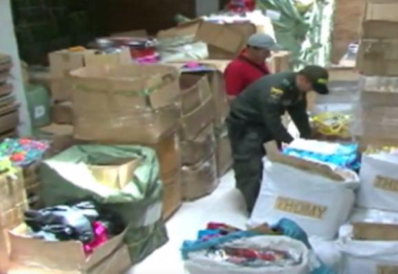 En jaque el empleo en Colombia por el contrabando