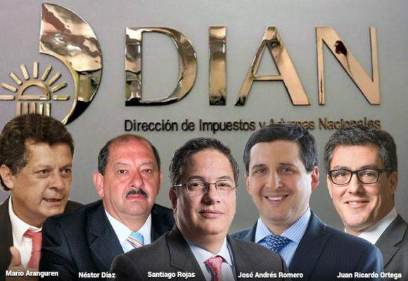 Cinco directores de la DIAN no vieron la corrupción de Ambuila en Buenaventura