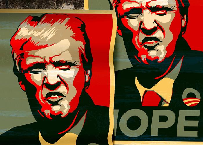 Donald Trump y su odio contra Medio Oriente