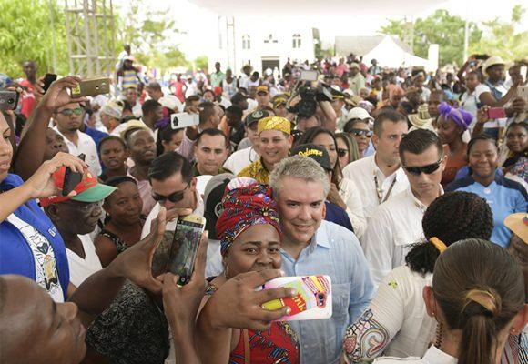 Duque salvará a Colombia de lo que fue mal gobierno santista
