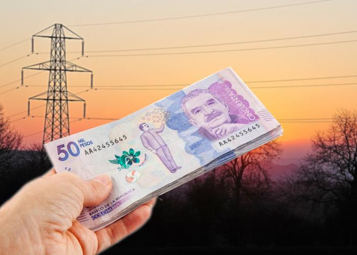 Se dispararon las tarifas eléctricas en la Costa