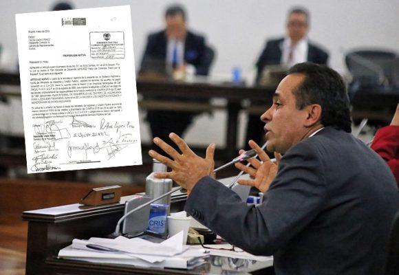 Bancada parlamentaria del Valle podría rescatar $1.8 billones para los caleños