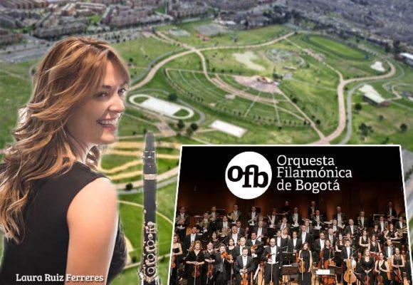 ¿Donde oír en Bogotá gratis la mejor música clásica del mundo?