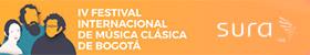 IV Festival Intl. de música clásica de Bogotá