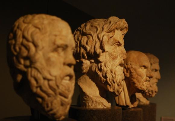 ¡La filosofía no puede ser condenada a la muerte y al olvido!