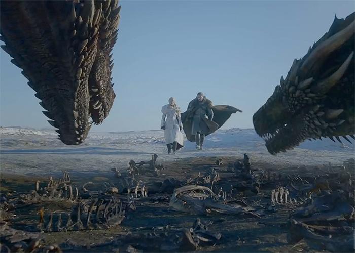 ¿Cómo ponerse al día con Game of Thrones en 15 minutos?