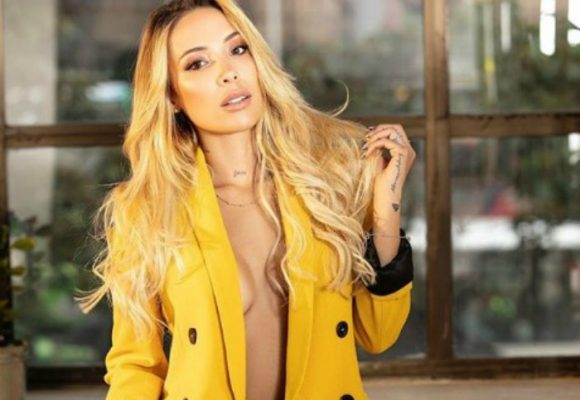 Aprovechando el boom de Legarda, Luisa Fernanda W ahora se las da de cantante