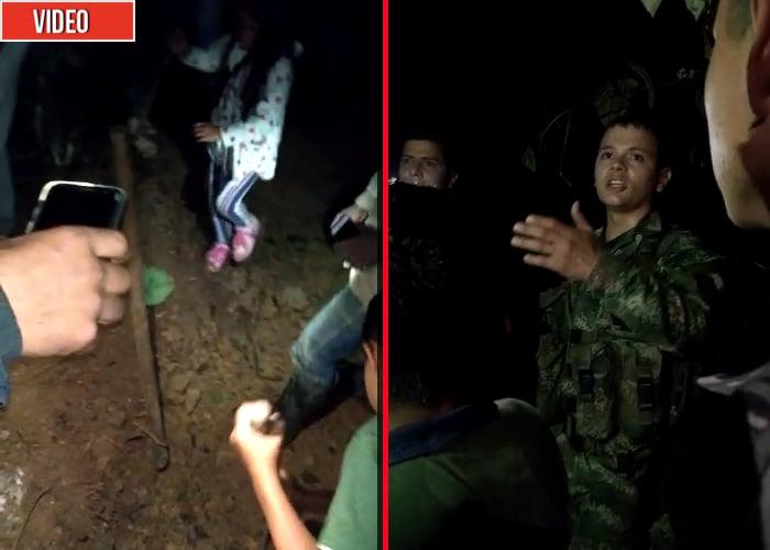 VIDEO ¿El Ejército mató un exmiliciano y lo intentó ocultar?