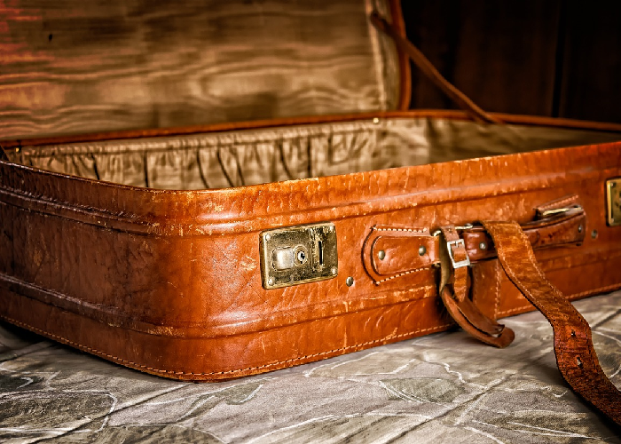Una maleta de sueños truncados