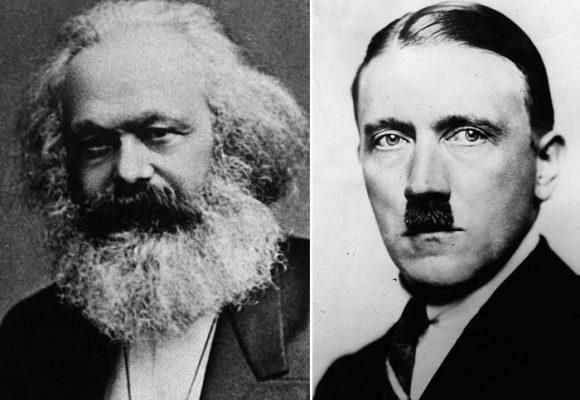 Marxismo y nazismo, más cercanos de lo que parecen
