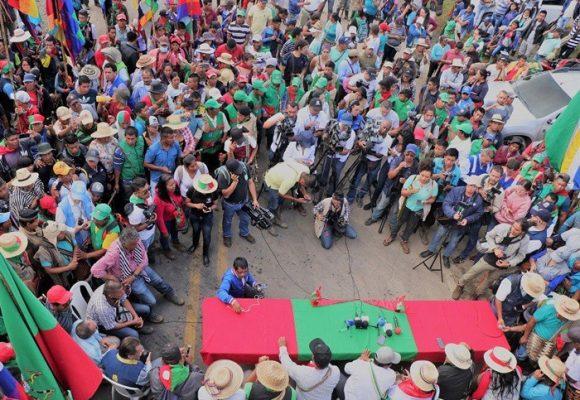 Los logros de la minga del Cauca