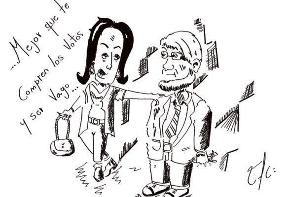 Caricatura: Así es Colombia