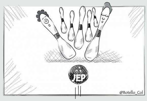 Caricatura: Derribando objeciones
