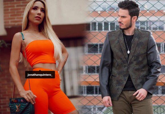 El reclamo de Pipe Bueno a Luisa Fernanda W