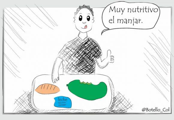 Caricatura: El descaro del PAE de Aguachica, Cesar