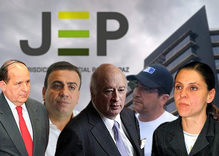 Listos 40 parapolíticos para confesarse en la JEP
