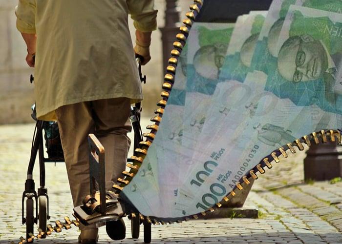 Nueva reforma pensional: más pobreza para los pensionados, más riqueza para los fondos privados