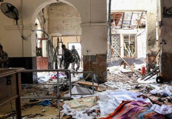 Horror en Sri Lanka: 207 muertos por 8 explosiones en iglesias y hoteles