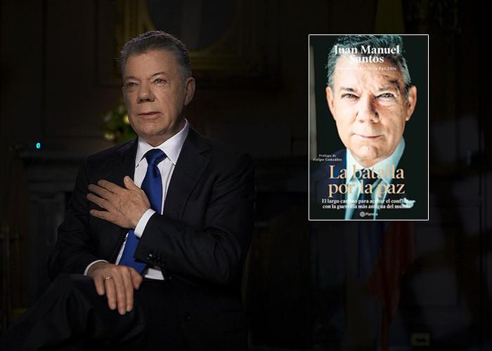 Las estúpidas opiniones sobre Juan Manuel Santos y su libro