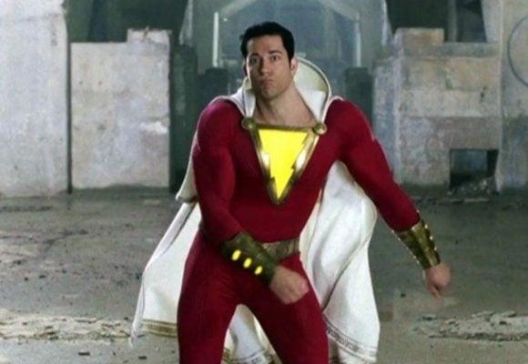 Shazam, mi héroe