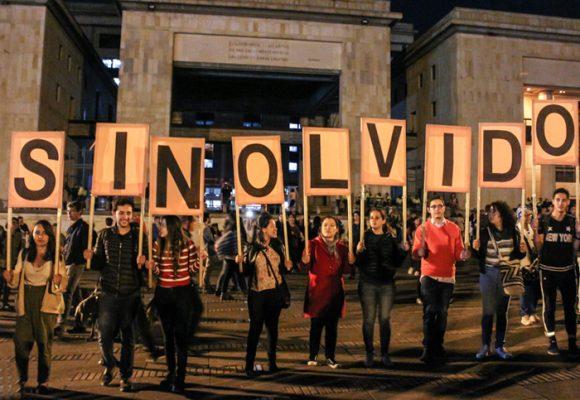 Las víctimas del conflicto armado se tomarán las calles el próximo 9 de abril