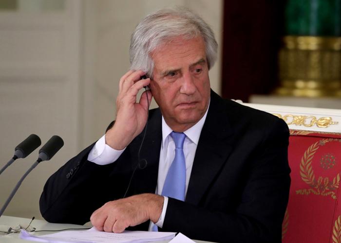 Un solo traidor pudo con seis generales en Uruguay