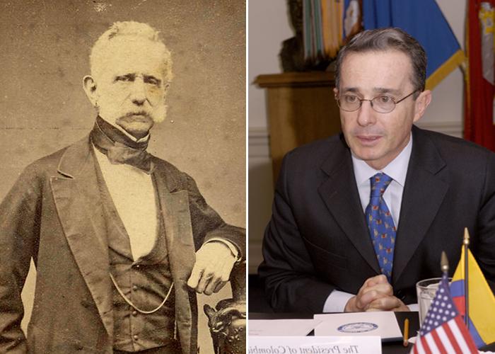 Tal como Tomás Cipriano de Mosquera, Uribe es un adicto al poder