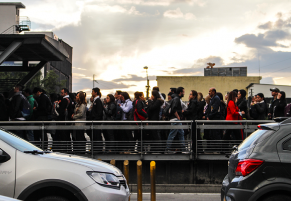 Metro en vez de TransMilenio, pero ni subterráneo ni elevado: mixto