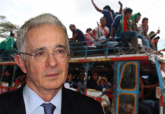 Si Uribe arma la guerra, yo lucharé del lado de los indígenas