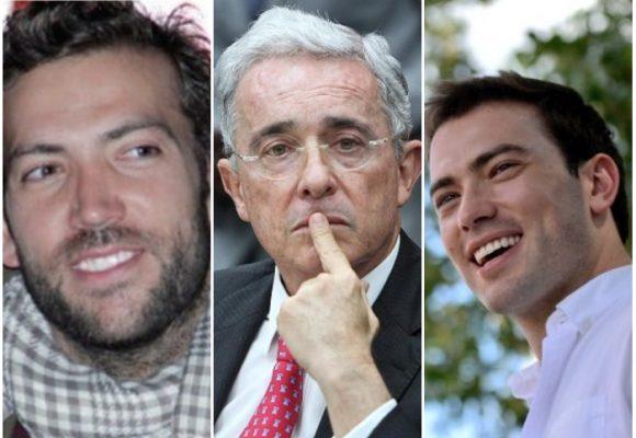 El bullying de los hijos de Santos a Uribe