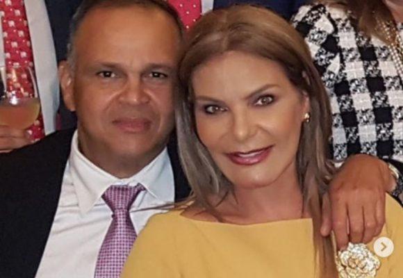 María Mónica Urbina pierde dramáticamente a un segundo esposo