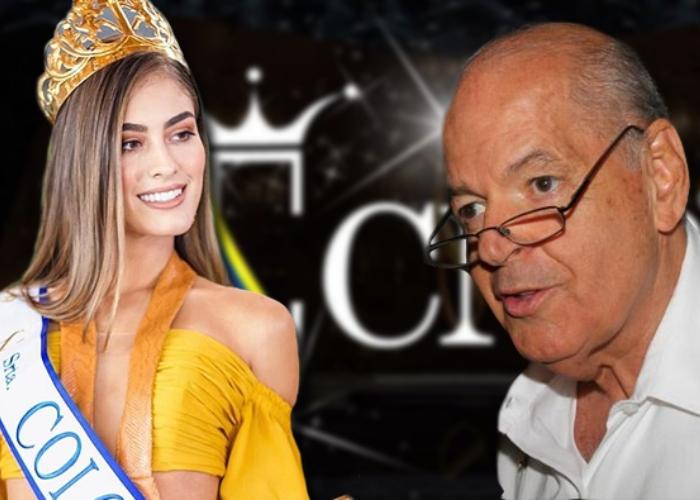La Miss Colombia exprés se enfrenta al duro del reinado