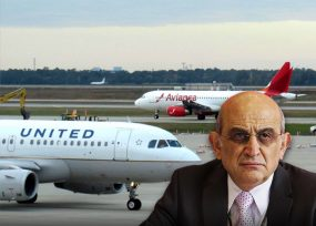 ¿United Airlines camino a quedarse con Avianca?