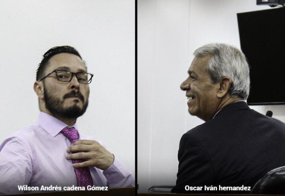 Los abogados que dan la cara por los hermanos Uribe Noguera