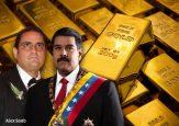 La obsesión por el oro de Nicolás Maduro y su socio colombiano Álex Saab