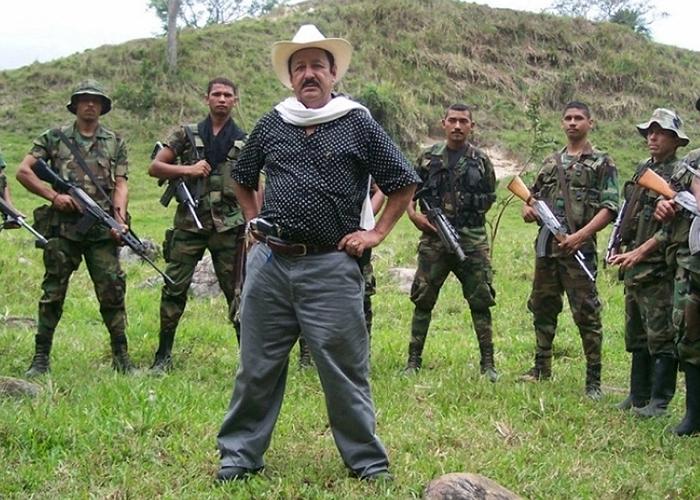 Los temibles 21 hijos del paramilitar Hernán Giraldo que azotan la Sierra Nevada